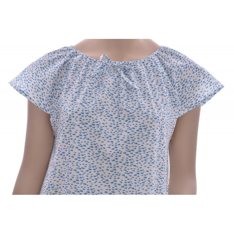 Chemise de nuit femme, Poissons