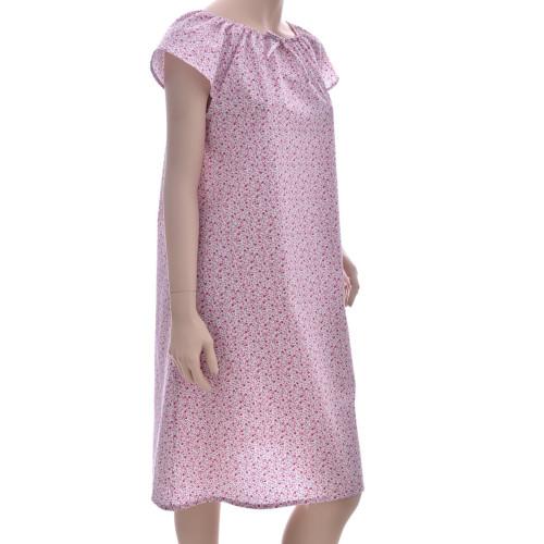 Chemise de nuit femme, Flores