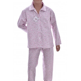 Pyjama long fille, Liberty Rose