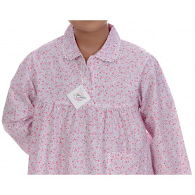 Pyjama long fille en coton Bio, Liberty