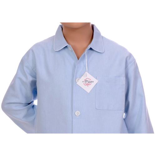 Pyjama classique garçon en pilou, Avoriaz