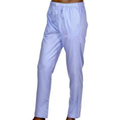 Pantalon d'intérieur pour homme en satin de coton, Riviéra