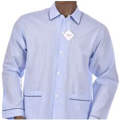 Pyjama long homme en coton Bio, Trégastel