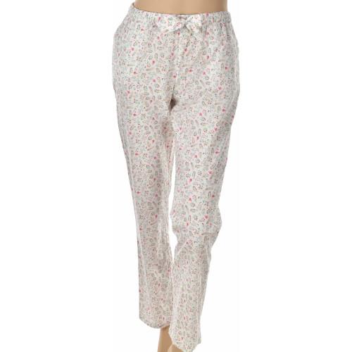 Pantalon d'intérieur en popeline coton, Aquarelle