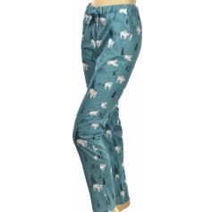 Pantalon d'intérieur en pilou 100% coton Bio, Kanata